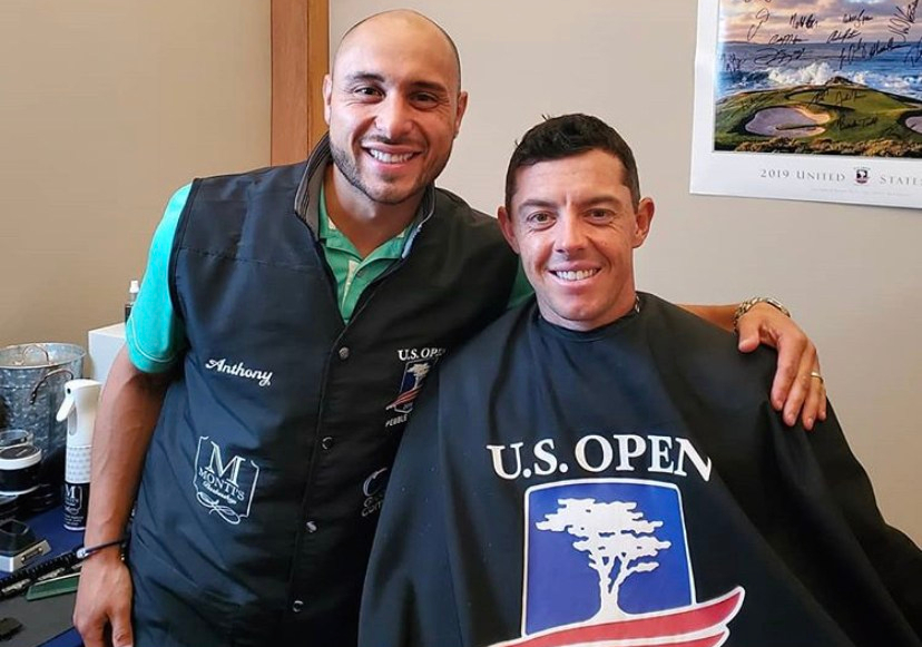 Conversation with the Monti, the US Open Barber – Cart Path Only